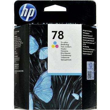 HP C6578D č. 78 barevná - Cartridge