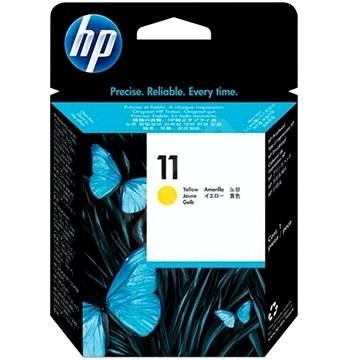 HP C4813A č. 11 žlutá - Tisková hlava