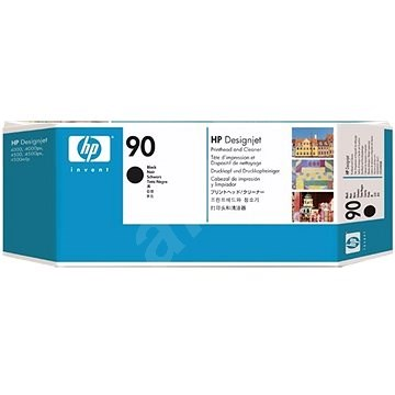 HP C5054A č. 90 černá - Tisková hlava