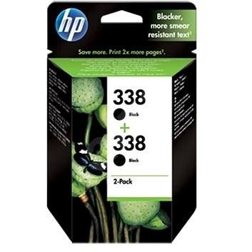 HP CB331EE č. 338 černá 2ks - Cartridge