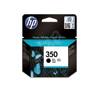 HP CB335EE č. 350 černá - Cartridge