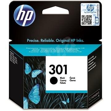 HP CH561EE č. 301 černá - Cartridge