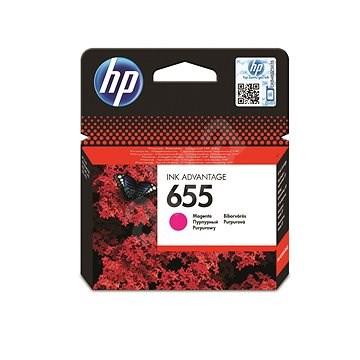 HP CZ111AE č. 655 purpurová - Cartridge