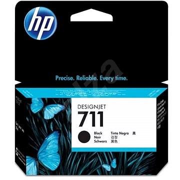 HP CZ129A č. 711 černá - Cartridge