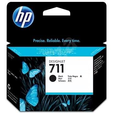 HP CZ133A č. 711 černá - Cartridge