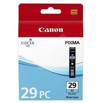 Canon PGI-29PC azurová - Cartridge