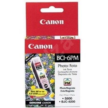 Canon BCI6PM foto purpurová - Cartridge