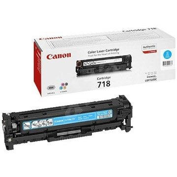 Canon CRG-718C azurový - Toner