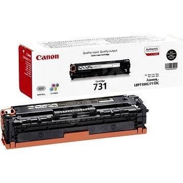Canon CRG-731BK černý - Toner