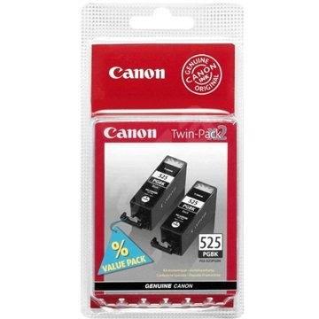 Canon PGI-525BK Dual Pack černá 2ks - Cartridge