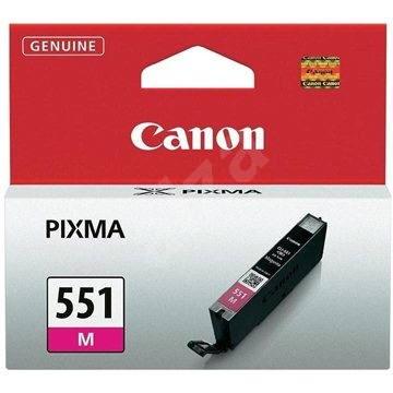Canon CLI-551M purpurová - Cartridge
