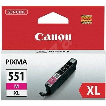 Canon CLI-551M XL purpurová - Cartridge