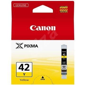 Canon CLI-42Y žlutá - Cartridge