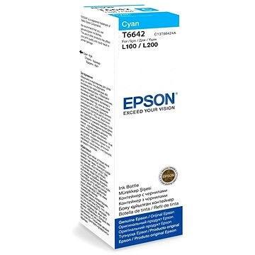 Epson T6642 azurová - Cartridge