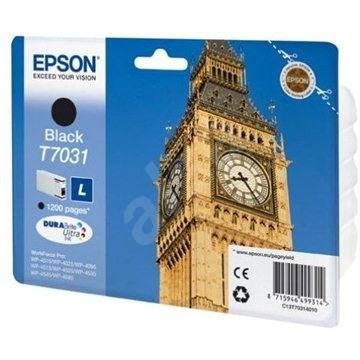 Epson T7031 L černá - Cartridge