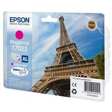 Epson T7023 XL purpurová - Cartridge