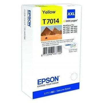 Epson T7014 XXL žlutá - Cartridge