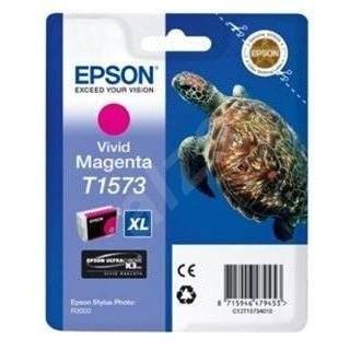 Epson T1573 purpurová - Cartridge