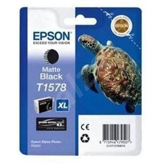 Epson T1578 matná černá - Cartridge
