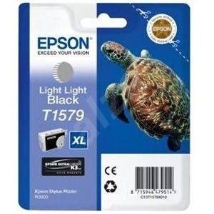 Epson T1579 světle černá - Cartridge