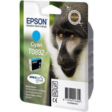 Epson T0892 azurová - Cartridge