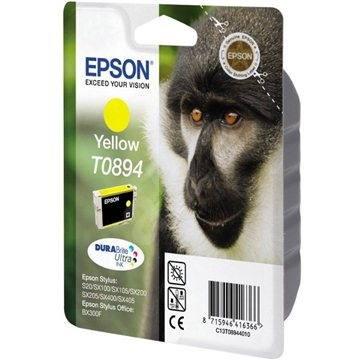 Epson T0894 žlutá - Cartridge