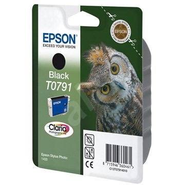 Epson T0791 černá - Cartridge