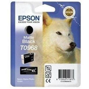 Epson T0968 matná černá - Cartridge