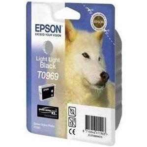 Epson T0969 extra světle černá - Cartridge