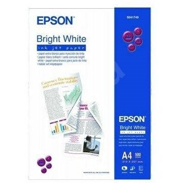 Epson Bright White Inkjet Paper 500 listů - Kancelářský papír