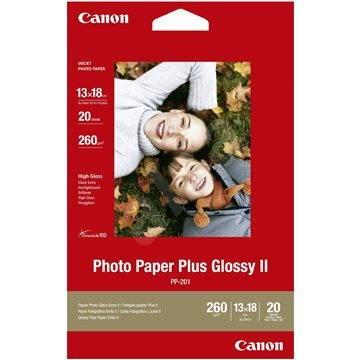 Canon papíry PP-201 13x18cm - Fotopapír