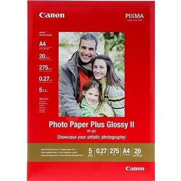 Canon PP-201 A4 lesklé - Fotopapír