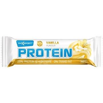 Max Sport Protein vanilka GF 60 g - Proteinová tyčinka