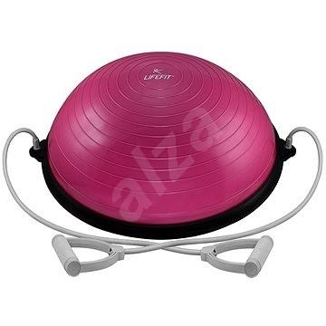 Lifefit Balance ball 58cm, bordó - Balanční podložka
