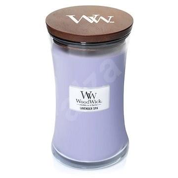 WOODWICK Lavender Spa 609g - Svíčka