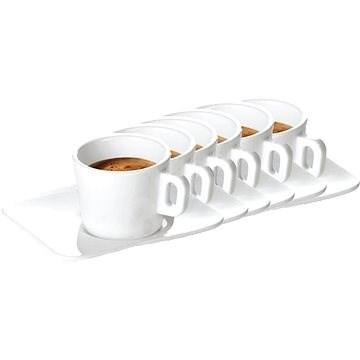 TESCOMA šálek na espresso GUSTITO, s podšálkem, 6ks - Šálek s podšálkem
