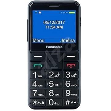 Panasonic KX-TU150EX černý - Mobilní telefon