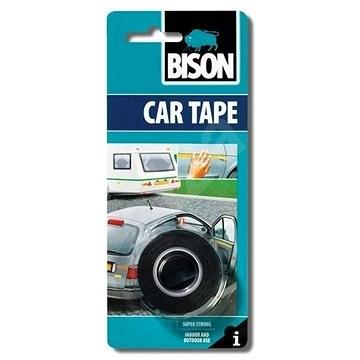 BISON CAR TAPE 1,5 m x 19 mm - Lepicí páska