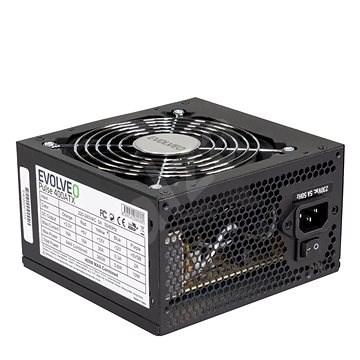 EVOLVEO Pulse 400W černý - Počítačový zdroj