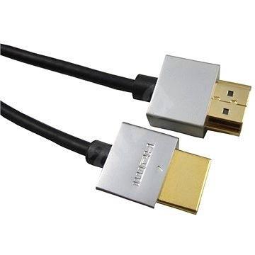 PremiumCord Slim HDMI propojovací 1.5m - Video kabel