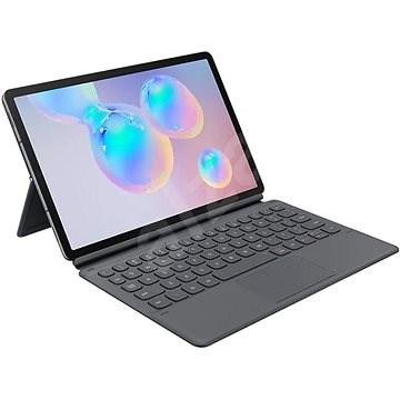 Samsung Ochranný kryt s klávesnicí pro Galaxy Tab S6 šedý - Klávesnice