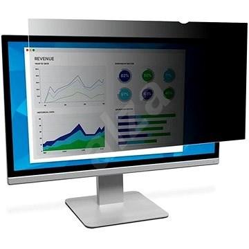 """3M na LCD displej 19.5"""" widescreen 16:9, černý  - Privátní filtr"""
