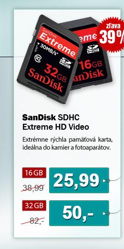 SanDisk SDHC