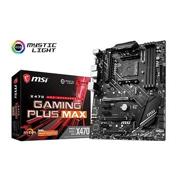 MSI X470 GAMING PLUS MAX (X470 GAMING PLUS MAX)