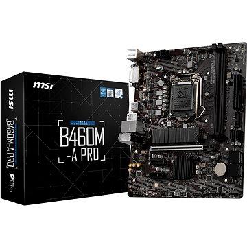 MSI B460M-A PRO (B460M-A PRO)