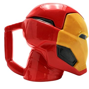Abysse Marvel Mug Iron Man 3D (3700789264392)