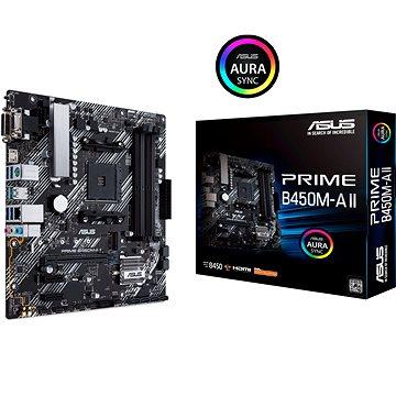 ASUS PRIME B450M-A II (90MB15Z0-M0EAY0)