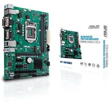 ASUS PRIME H310M-C R2.0 (90MB0ZM0-M0EAYM)
