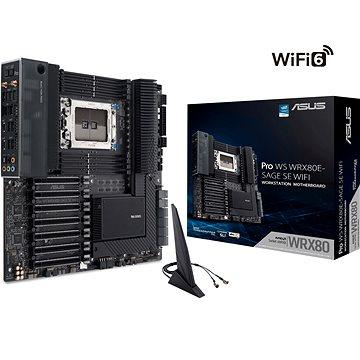 ASUS Pro WS WRX80E-SAGE SE WIFI (90MB1590-M0EAY0)