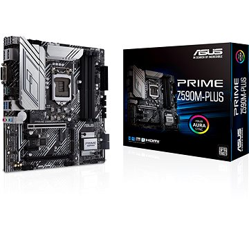 ASUS PRIME Z590M-PLUS (90MB1690-M0EAY0)